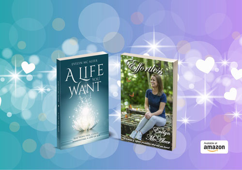 'A Life You Want' and 'Effortless' by Evelyn McAleer